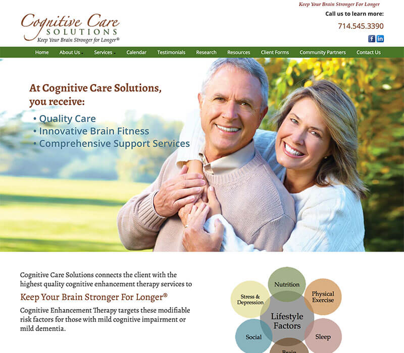 Cognitive Care Solutions